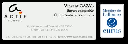Vincent Cazal