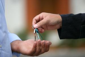 Remise de clés